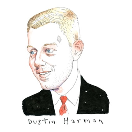 Dustin Harman