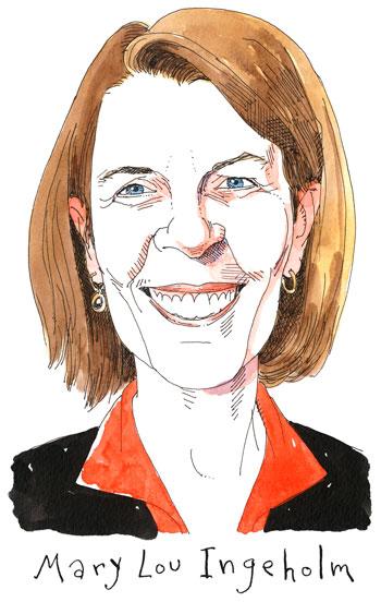 Mary Lou Ingeholm