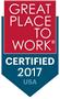 2017 GPTW Certified