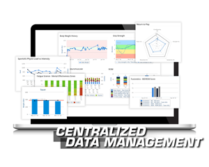 WP2 Centralized Data Management